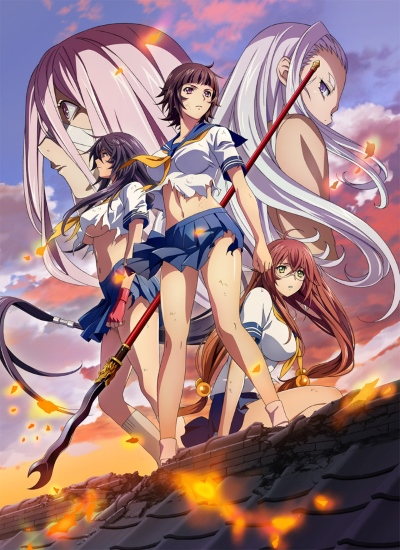 [TVRIP] Ikkitousen: Western Wolves [一騎当千 Western Wolves] 第01話 Alternative Titles English: Ikkitousen: Western Wolves Official Title 一騎当千 Western Wolves Type TV Series, 3 episodes Year 03.01.2019 till 27.02.2019 The episodes […]
