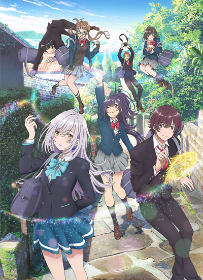 [TVRIP] Irozuku Sekai no Ashita kara [色づく世界の明日から] 第01-02話 Alternative Titles English: Iroduku: The World in Colors Official Title 色づく世界の明日から Type TV Series, unknown number of episodes Year 06.10.2018 till ? […]