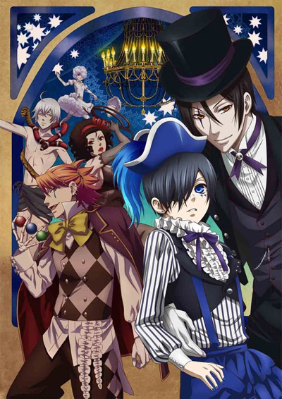 [BDRIP] Kuroshitsuji: Book of Circus [黒執事 Book of Circus] 全10話 Alternative Titles English: Black Butler: Book of Circus Official Title 黒執事 Book of Circus Type TV Series, 10 episodes Year […]
