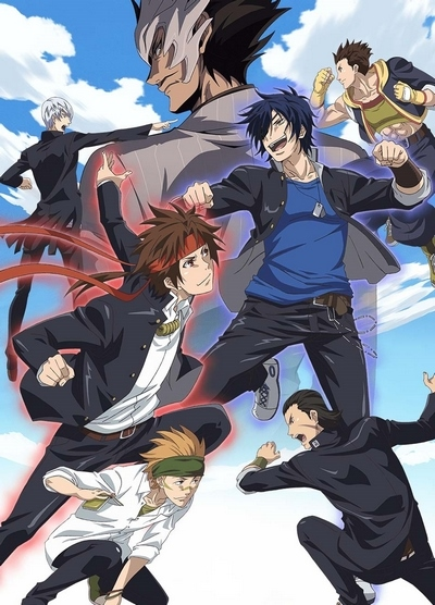[TVRIP] Gakuen Basara [学園BASARA] 第01-10話 Alternative Titles English: Gakuen Basara: Samurai High School Official Title 学園BASARA Type TV Series, 12 episodes Year 05.10.2018 till ? Anyone who thinks warring samurai […]