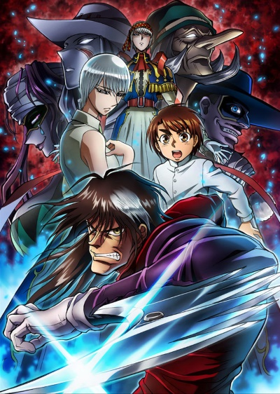 [TVRIP] Karakuri Circus [からくりサーカス] 第01-36話 Alternative Titles English: Karakuri Circus Official Title からくりサーカス Type TV Series, 36 episodes Year 11.10.2018 till ? Tags manga, shounen Masaru has just inherited a […]