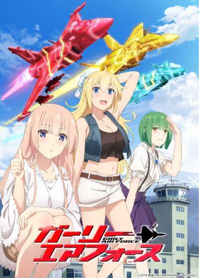 [TVRIP] Girly Air Force [ガーリー・エアフォース] 第01-03話 Alternative Titles English: Girly Air Force Official Title ガーリー・エアフォース Type TV Series, 12 episodes Year 10.01.2019 till ? Mysterious flying creatures called Zai suddenly […]