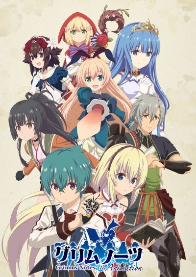 [TVRIP] Grimms Notes the Animation [グリムノーツ The Animation] 第01-03話 Alternative Titles English: Grimms Notes the Animation Official Title グリムノーツ The Animation Type TV Series, unknown number of episodes Year 11.01.2019 […]