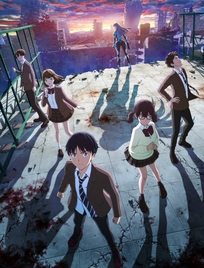 [TVRIP] Revisions [Revisions] 第01-03話 Alternative Titles English: Revisions Official Title revisions Type Web, 12 episodes Year 10.01.2019 Tags mecha, new – Doujima Daisuke, a 2nd-year student in high school who […]
