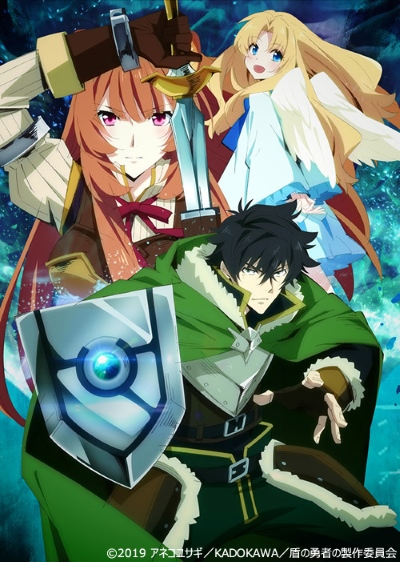 [TVRIP] Tate no Yuusha no Nariagari [盾の勇者の成り上がり] 第01-25話 全 Alternative Titles English: The Rising of the Shield Hero Official Title 盾の勇者の成り上がり Type TV Series, unknown number of episodes Year 27.12.2018 […]