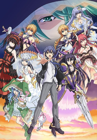 [TVRIP] Date a Live III [デート・ア・ライブ III] 第01-03話 Alternative Titles English: Date a Live III Official Title デート・ア・ライブ III Type TV Series, 12 episodes Year 07.01.2019 till ? Itsuka Shidou's […]