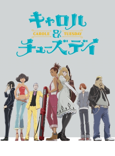 [TVRIP] Carole & Tuesday [キャロル&チューズデイ] 第01-07話 Alternative Titles English: Carole & Tuesday Official Title キャロル&チューズデイ Type TV Series, 24 episodes Year 10.04.2019 till ? Tags music, musical band, new, the […]