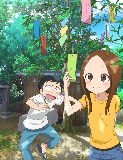 [TVRIP] Karakai Jouzu no Takagi-san 2 [からかい上手の高木さん2] 第01-12話 全 Alternative Titles English: Karakai Jouzu no Takagi-san 2 Official Title からかい上手の高木さん2 Type TV Series, unknown number of episodes Year 07.07.2019 till […]