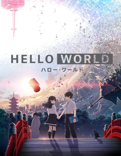 [BDRIP] Hello World [HELLO WORLD] MOVIE Alternative Titles English: Hello World Official Title HELLO WORLD Type Movie Year 20.09.2019 In Kyoto in the year 2027, Naomi Katagaki, a male high […]