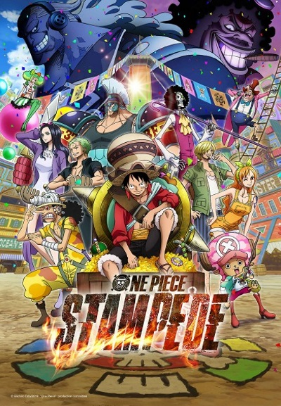 [BDRIP] Gekijouban One Piece: Stampede [劇場版 ONE PIECE STAMPEDE] MOVIE Alternative Titles English: Gekijouban One Piece: Stampede Official Title 劇場版 ONE PIECE STAMPEDE Type Movie Year 09.08.2019 The world's greatest […]
