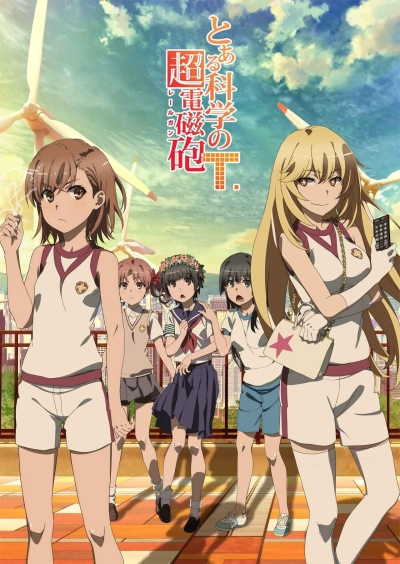 [TVRIP] Toaru Kagaku no Railgun T [とある科学の超電磁砲[レールガン]T] 第01-25話 全 Alternative Titles English: A Certain Scientific Railgun T Official Title とある科学の超電磁砲[レールガン]T Type TV Series, 25 episodes Year 10.01.2020 till ? Tags […]
