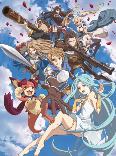[TVRIP] Granblue Fantasy The Animation Season 2 [GRANBLUE FANTASY The Animation Season 2] 第01-03話 Alternative Titles English: Granblue Fantasy: The Animation Season 2 Official Title GRANBLUE FANTASY The Animation Season […]