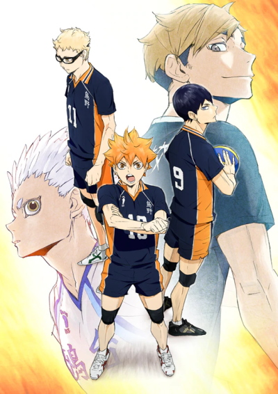 [TVRIP] Haikyuu!! To the Top [ハイキュー!! TO THE TOP] 第01-13話 全 Alternative Titles English: Haikyu!! To the Top Official Title ハイキュー!! TO THE TOP Type TV Series, 13 episodes Year […]