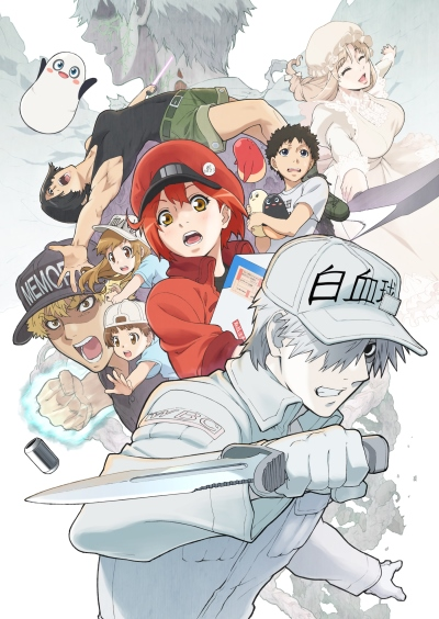 [TVRIP] Hataraku Saibou!! [はたらく細胞!!] 第01-08話 全 Alternative Titles English: Cells at Work!! Official Title はたらく細胞!! Type TV Series, 8 episodes Year 08.01.2021 till ? Set inside the human body, Cells […]