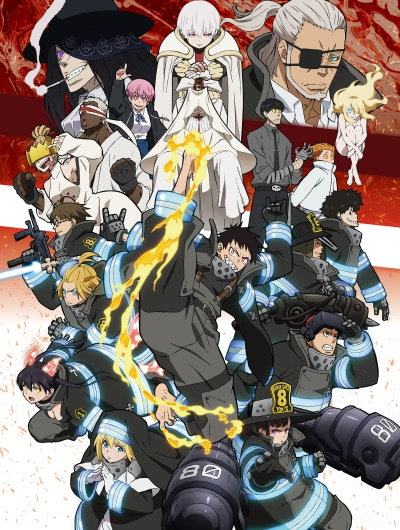 [TVRIP] En`en no Shouboutai Ni no Shou [炎炎ノ消防隊 弐ノ章] 第01-17話 Alternative Titles English: Fire Force (2020) Official Title 炎炎ノ消防隊 弐ノ章 Type TV Series, 24 episodes Year 04.07.2020 till ? Tags […]