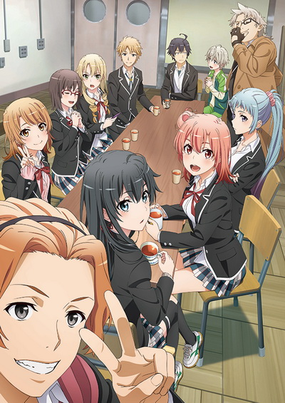 [TVRIP] Yahari Ore no Seishun LoveCome wa Machigatte Iru. Kan [やはり俺の青春ラブコメはまちがっている. 完] 第01-12話 全 Alternative Titles English: My Teen Romantic Comedy: SNAFU Climax Official Title やはり俺の青春ラブコメはまちがっている. 完 Type TV Series, […]