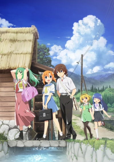 [TVRIP] Higurashi no Naku Koro ni (2020) [ひぐらしのなく頃に (2020)] 第01-04話 Alternative Titles English: Higurashi: When They Cry – New Official Title ひぐらしのなく頃に (2020) Type TV Series, unknown number of episodes […]