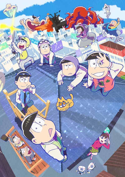 [TVRIP] Osomatsu-san (2020) [おそ松さん (2020)] 第01-03話 Alternative Titles English: Mr. Osomatsu 3rd Season Official Title おそ松さん (2020) Type TV Series, unknown number of episodes Year 13.10.2020 till ? Based on […]