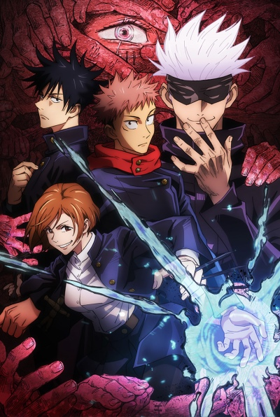 [TVRIP] Jujutsu Kaisen [呪術廻戦] 第01-04話 Alternative Titles English: Jujutsu Kaisen Official Title 呪術廻戦 Type TV Series, unknown number of episodes Year 19.09.2020 till ? Although Itadori Yuuji looks like your […]