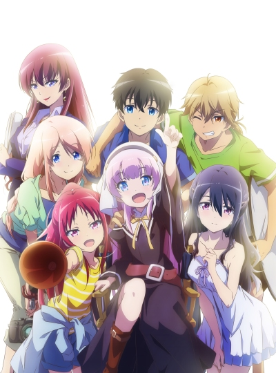 [TVRIP] Kamisama ni Natta Hi [神様になった日] 第01-03話 Alternative Titles English: The Day I Became a God Official Title 神様になった日 Type TV Series, 12 episodes Year 11.10.2020 till ? Tags deity, […]
