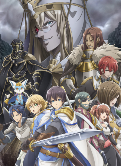 [TVRIP] Hortensia Saga [オルタンシア・サーガ] 第01-12話 全 Alternative Titles English: Hortensia Saga Official Title オルタンシア・サーガ Type TV Series, 12 episodes Year 07.01.2021 till ? Tags game When the duke of Hortensia […]
