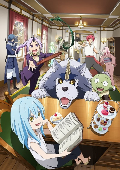 [TVRIP] Tensura Nikki: Tensei Shitara Slime Datta Ken [転スラ日記 転生したらスライムだった件] 第01話 Alternative Titles English: Tensura Nikki: Tensei Shitara Slime Datta Ken Official Title 転スラ日記 転生したらスライムだった件 Type TV Series, 12 episodes […]