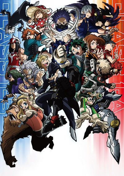 [TVRIP] Boku no Hero Academia (2021) [僕のヒーローアカデミア (2021)] 第01-04話 Alternative Titles English: My Hero Academia Season 5 Official Title 僕のヒーローアカデミア (2021) Type TV Series, unknown number of episodes Year 27.03.2021 […]
