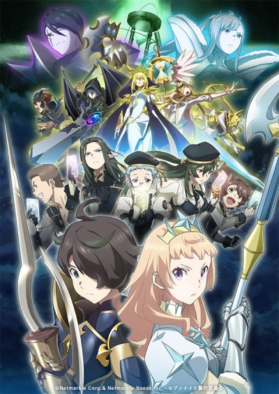 [TVRIP] Seven Knights Revolution: Eiyuu no Keishousha [SEVEN KNIGHTS REVOLUTION -英雄の継承者-] 第01-02話 Alternative Titles English: Seven Knights Revolution: Hero Successor Official Title SEVEN KNIGHTS REVOLUTION -英雄の継承者- Type TV Series, unknown […]