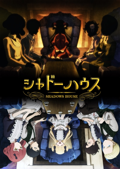 [TVRIP] Shadows House [シャドーハウス] 第01話 Alternative Titles English: Shadows House Official Title シャドーハウス Type TV Series, 13 episodes Year 11.04.2021 till ? Faceless shadow nobles living in a vast mansion, […]