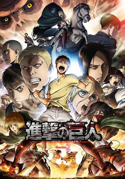 [TVRIP] Shingeki no Kyojin Season 2 [進撃の巨人 Season 2] 第01-12話 全 Alternative Titles English: Attack on Titan Season 2 Japanese: 進撃の巨人 Season 2 Type: TV Episodes: 12 Status: Currently Airing […]