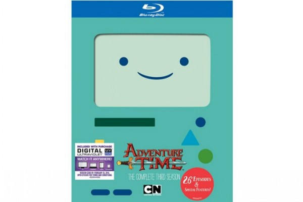 Adventure Time The Complete Third Season
