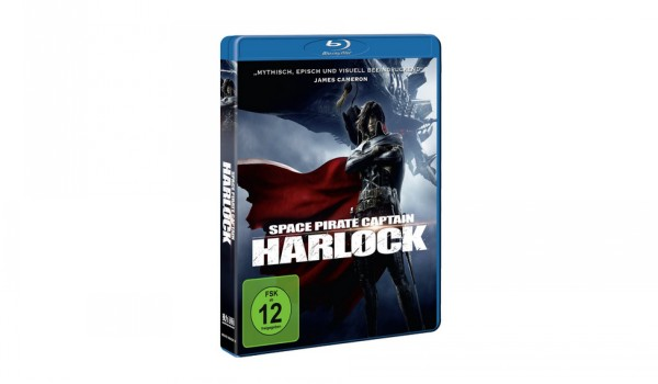 BDRIP Space Pirate Captain Harlock