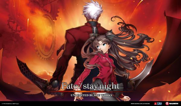 FateStay Night Unlimited Blade Works (2014)
