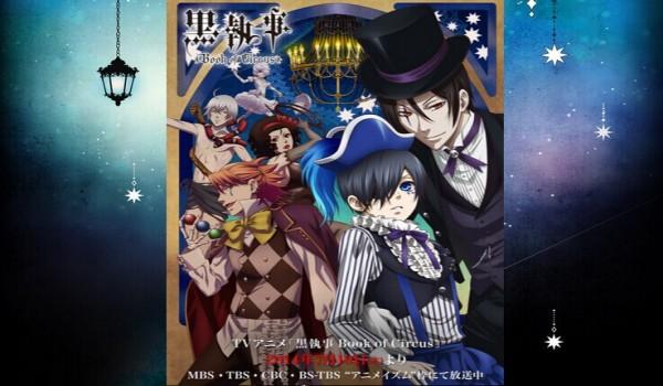 Kuroshitsuji Book of Circus