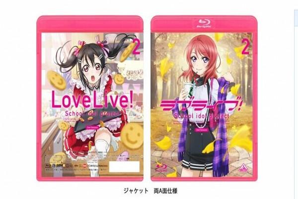Love Live! 2nd Season VOL.02