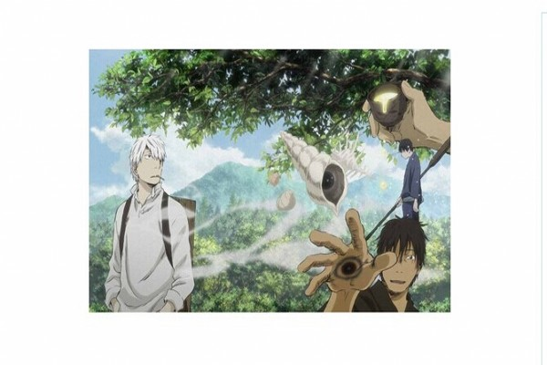 Mushishi Zoku Shou VOL.01