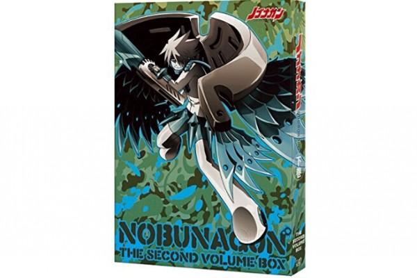 Nobunagun Blu-ray BOX 2
