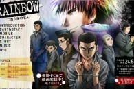 Title: [TVRIP] Rainbow: Nisha Rokubou no Shichinin [RAINBOW 二舎六房の七人] 全26話 Anime Information Japanese Title: RAINBOW 二舎六房の七人 English Title: Rainbow Type: TV Series, 26 episodes Year: 02.04.2010 till 29.09.2010 Categories: Action, […]