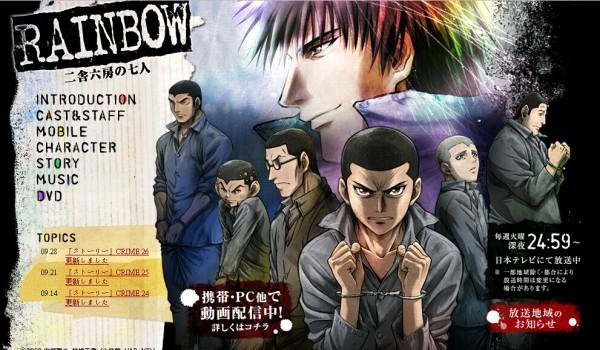 Rainbow Nisha Rokubou no Shichinin