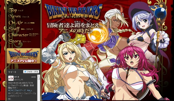 TVRIP Bikini Warriors