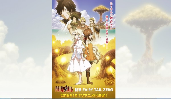 TVRIP Fairy Tail Zero