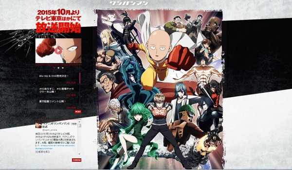 TVRIP One-Punch Man